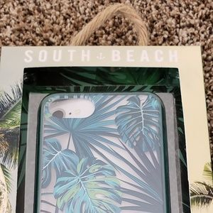 New South Beach Palm Tree iPhone8 Case